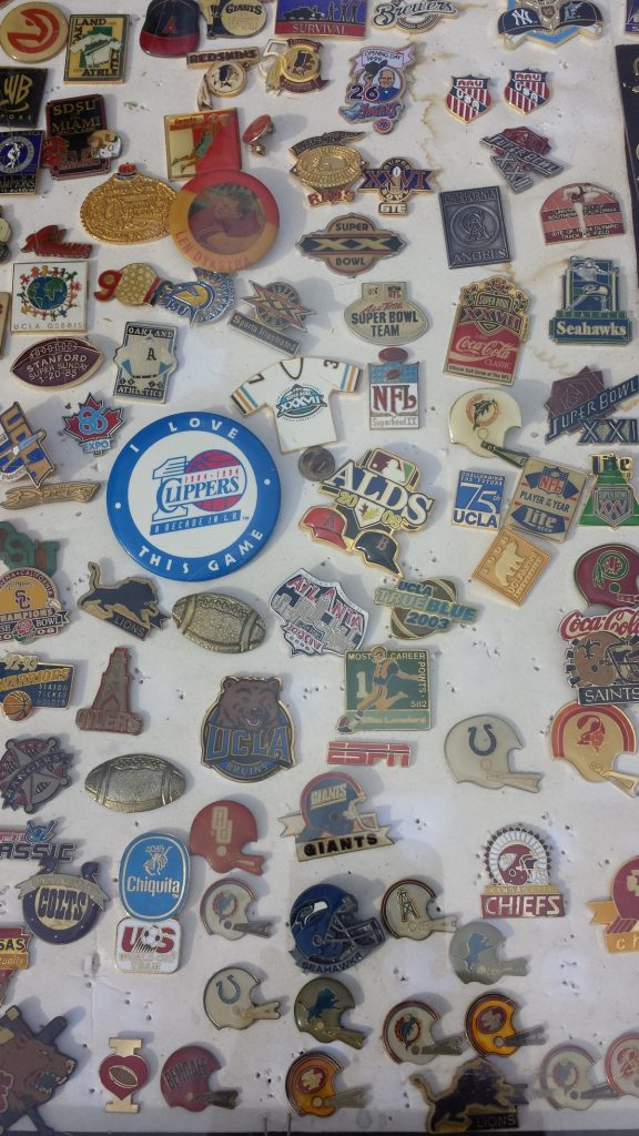 more assorted pins