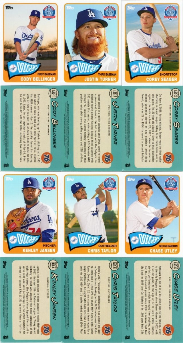 2018toppsdodgers60thlad-123456a